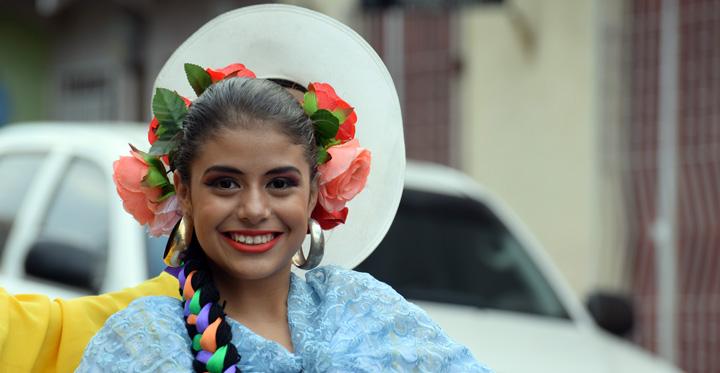 Nicaragua, ¡Que felicidad!