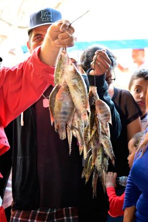 Torneo de pesca en San Isidro atrajo a 92 pescadores