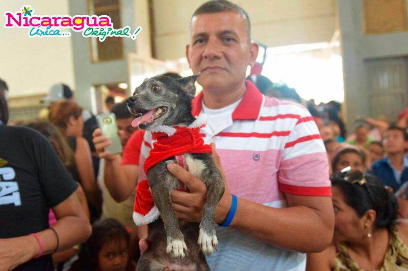 Masayas celebran a San Lázaro con el apoyo de Intur