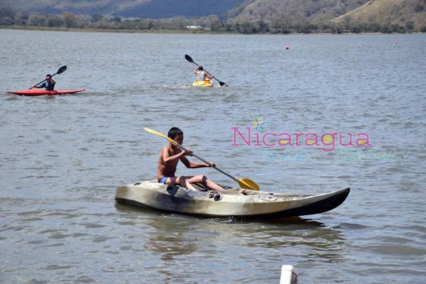 Granada arrasa en II Torneo Nacional de Kayak y Canoas