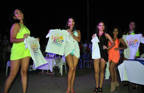 San Rafael del Sur ya tiene su Chica Verano 2017