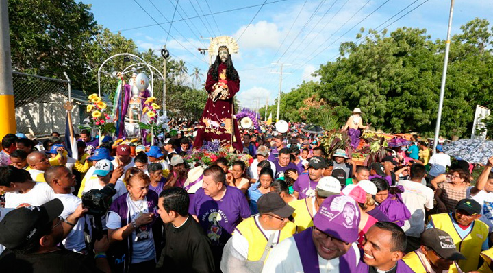 Popoyuapa epicentro religioso singular