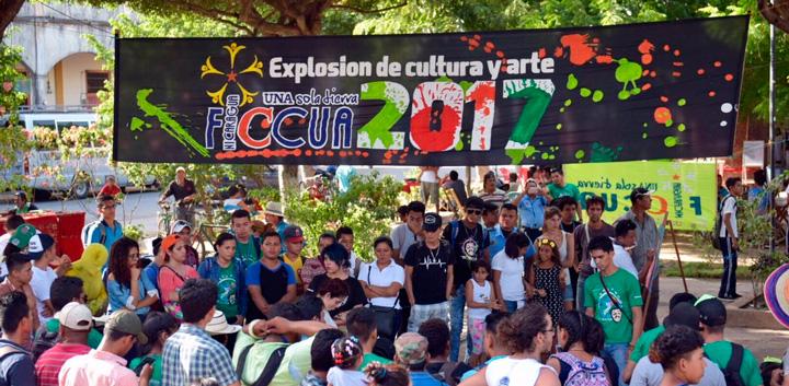 Granada acogió, por un día, Ficcua 2017