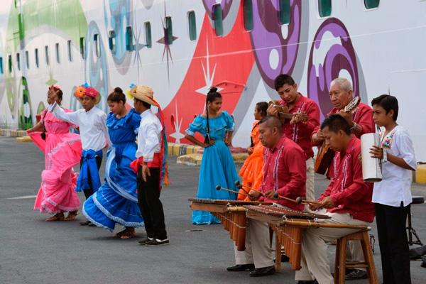 Por primera vez Perla Noruega en Nicaragua