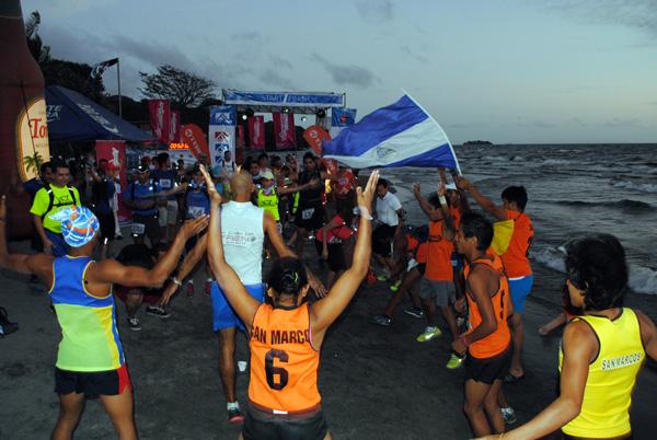 Todo listo para maratón Fuego y Agua Ometepe 2017