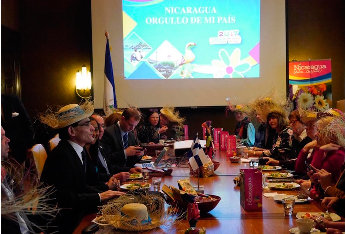 Misión público-privada promueve a Nicaragua en Finlandia
