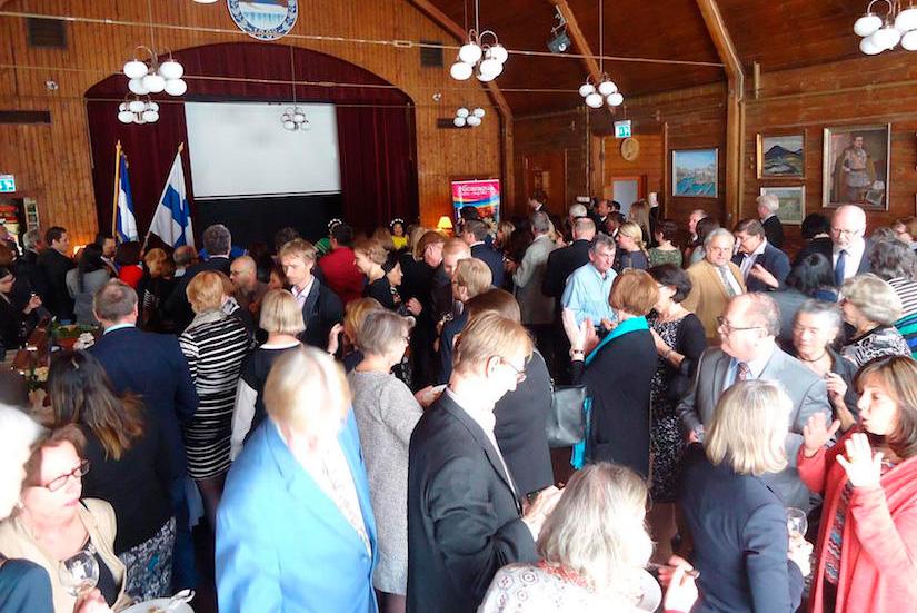 Misión público-privada concluye con gran éxito gira por Finlandia