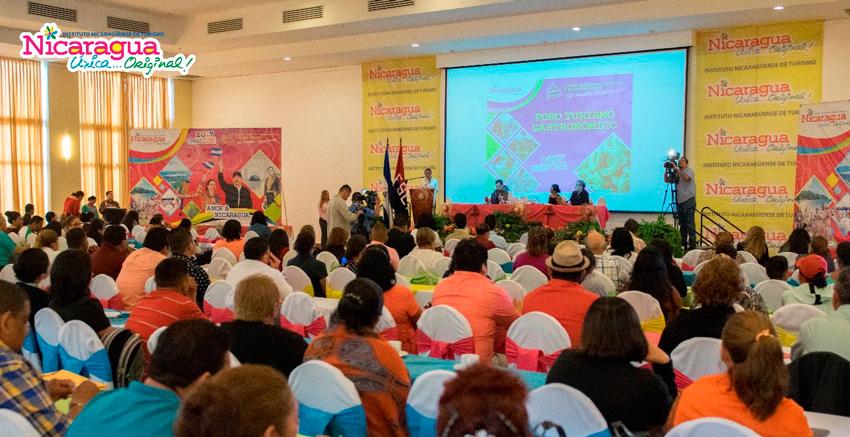 "Gastronomía, ""otra excusa"" para visitar Nicaragua"