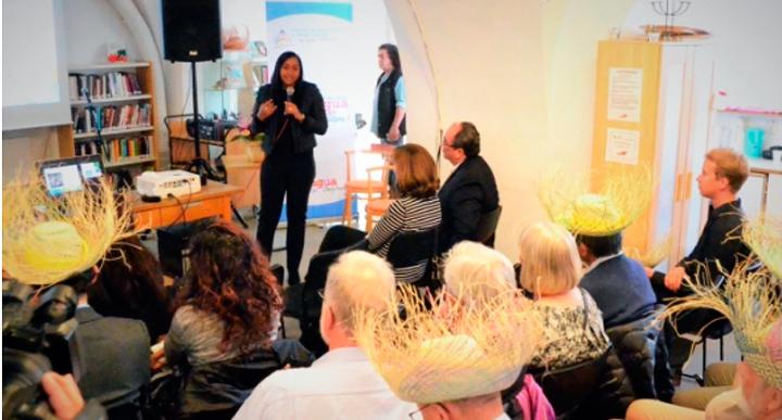 Continúa promoción turística de Nicaragua en Estocolmo
