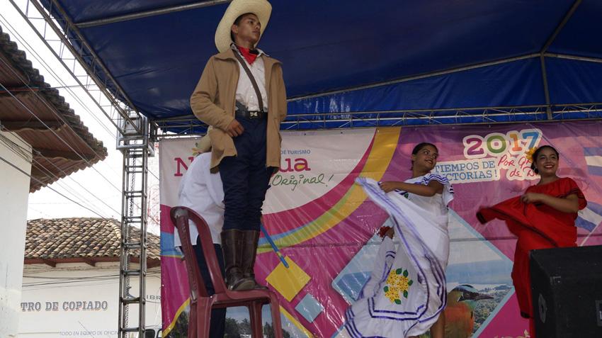 Ocotal rinde homenaje al General Sandino