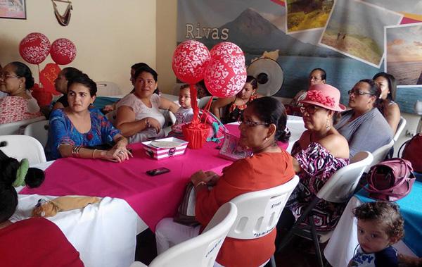 Intur Rivas reconoce labor de madres empresarias