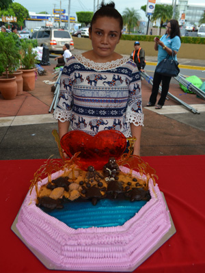 "Managua realiza concurso ""El Madre Pastel"""