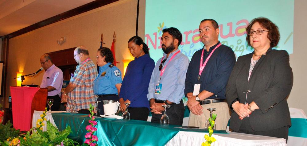 Intur realiza congreso de guías turísticos de Centroamérica