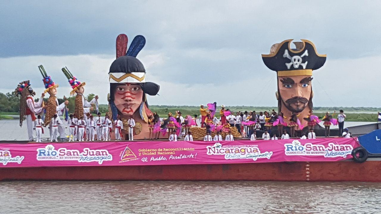 Carnaval Acuatico Rio San Juan Nicaragua (14)