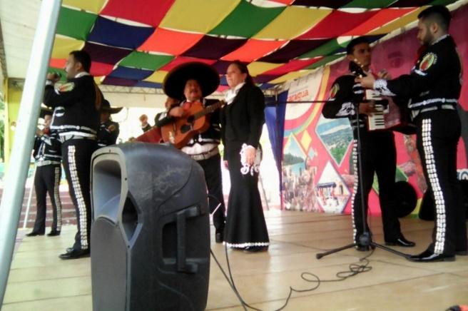 Festival de Mariachis en San Rafael del Sur (2)
