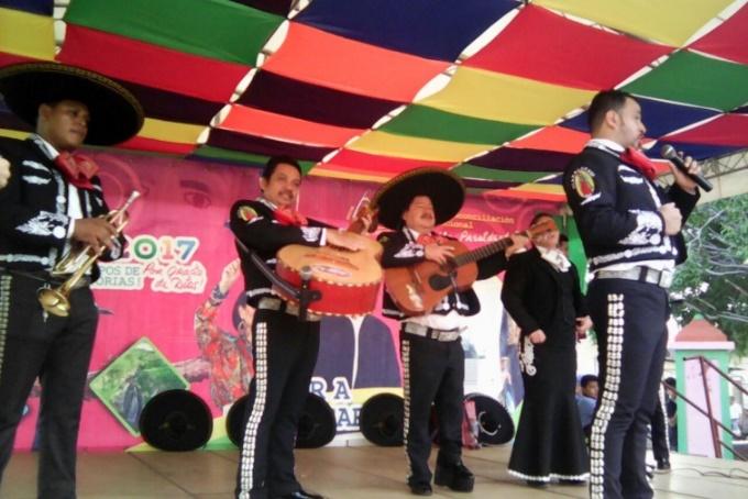 Festival de Mariachis en San Rafael del Sur (3)