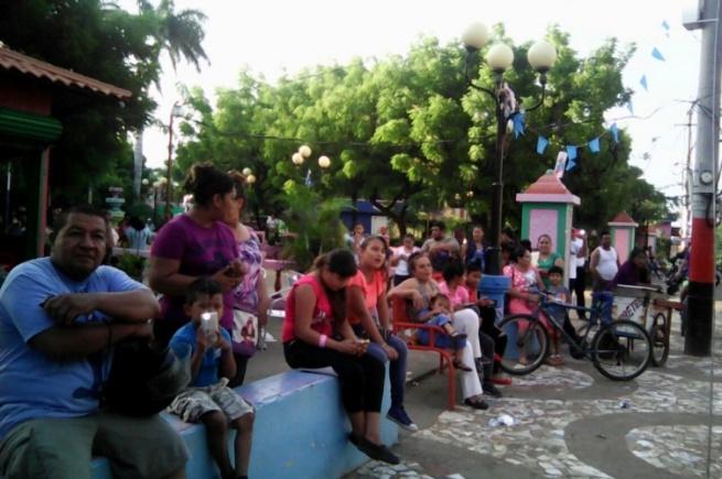 Festival de Mariachis en San Rafael del Sur