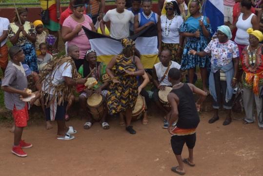 Orinoco y su fiesta garífuna (2)