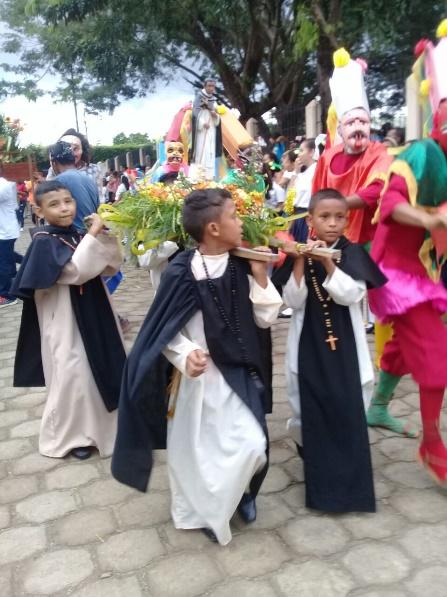 Rivas celebra a San Martín de Porres (2)