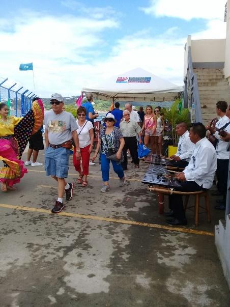 Viajeros del Island Princess conocen Nicaragua (3)
