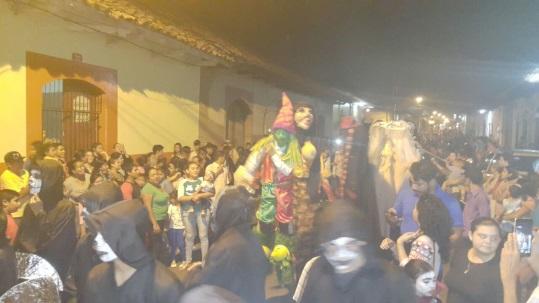XV Carnaval de Mitos y Leyendas en León (2)