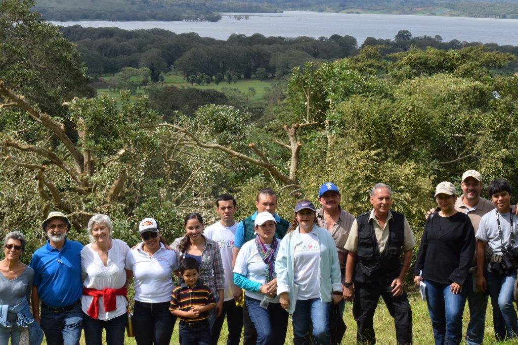 Reservas privadas de Carazo y Jinotega intercambian experiencias