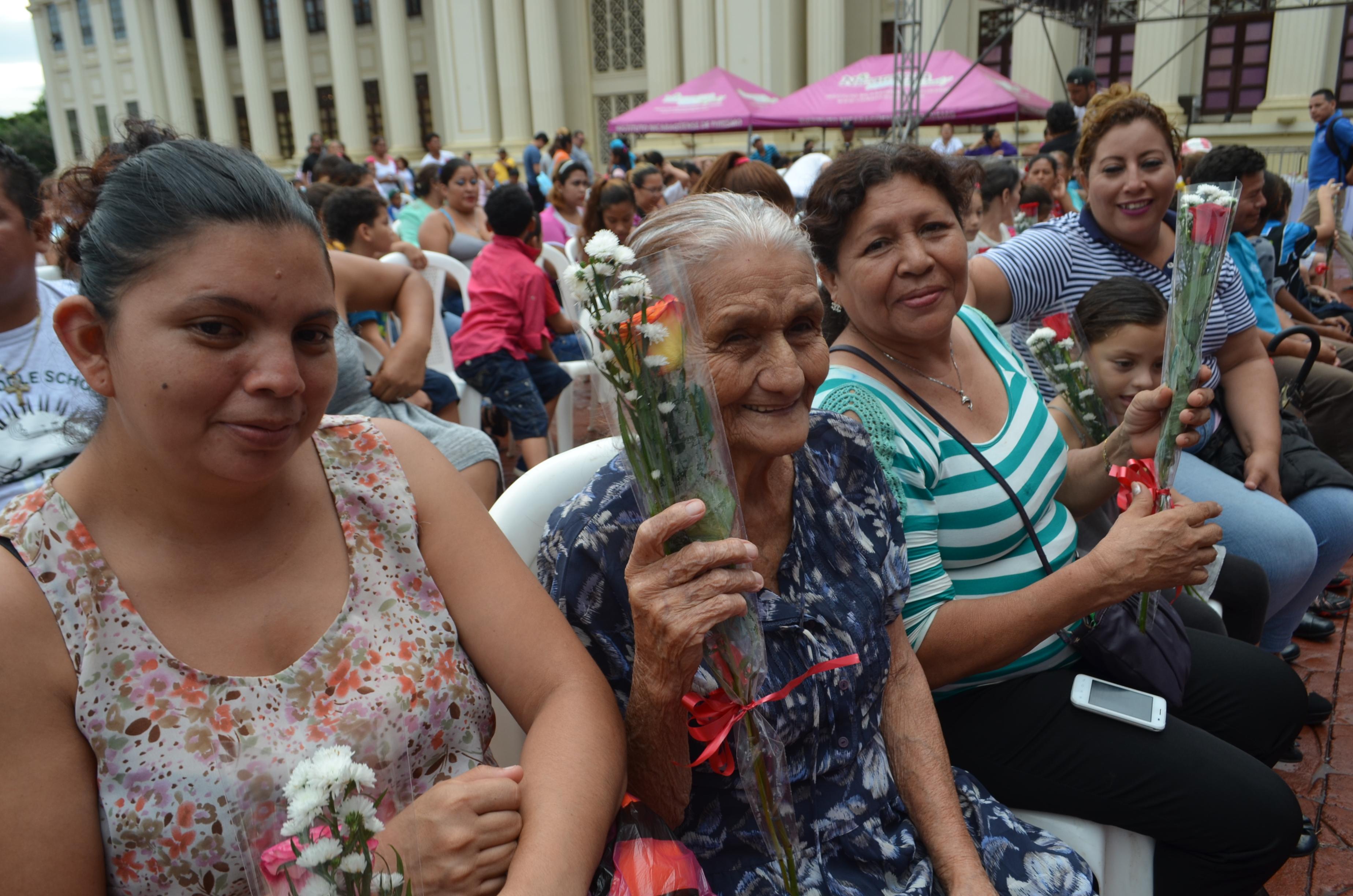 Madres Nicaragüenses