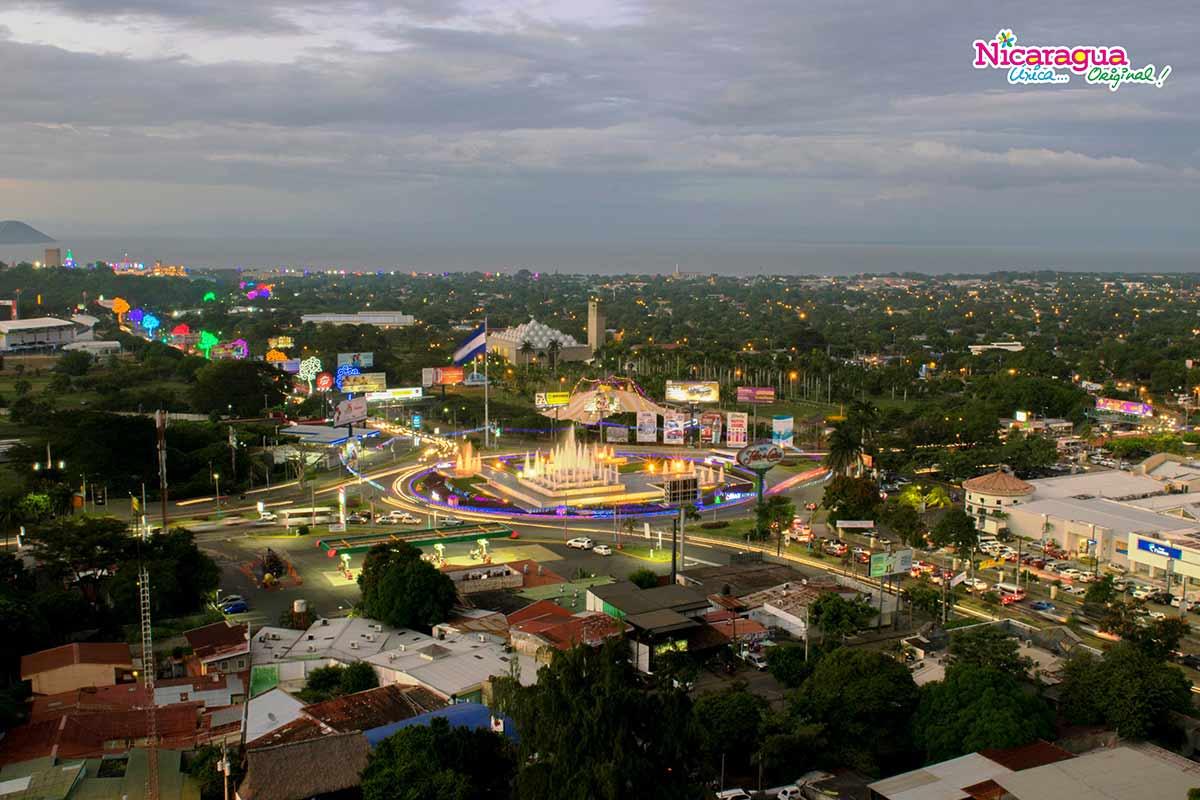 Nicaragua-Managua-City