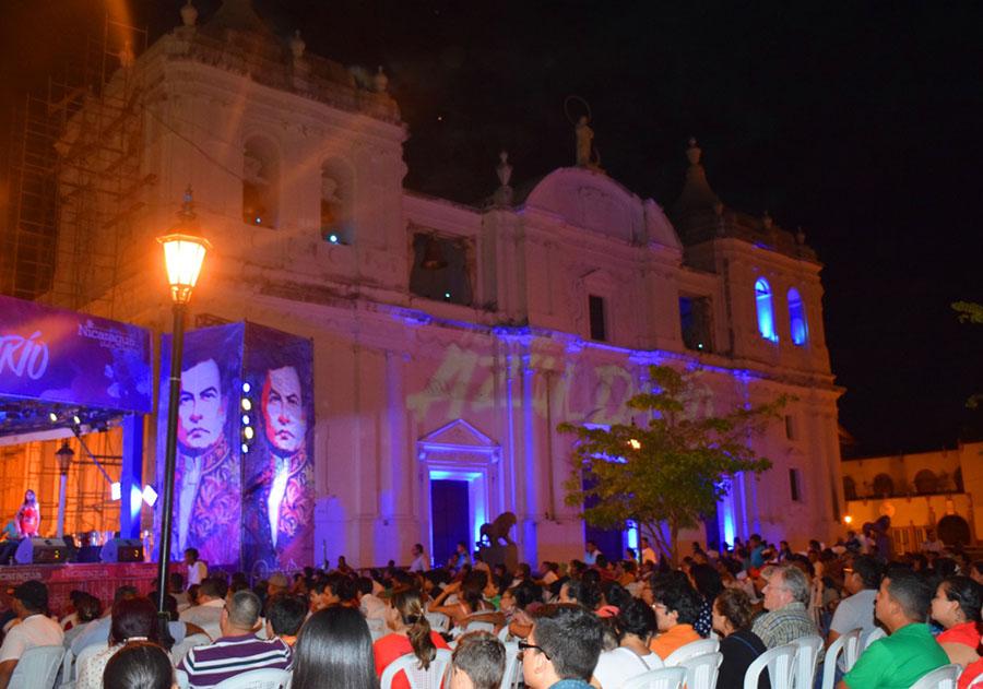 festival para homenajear a Rubén Darío