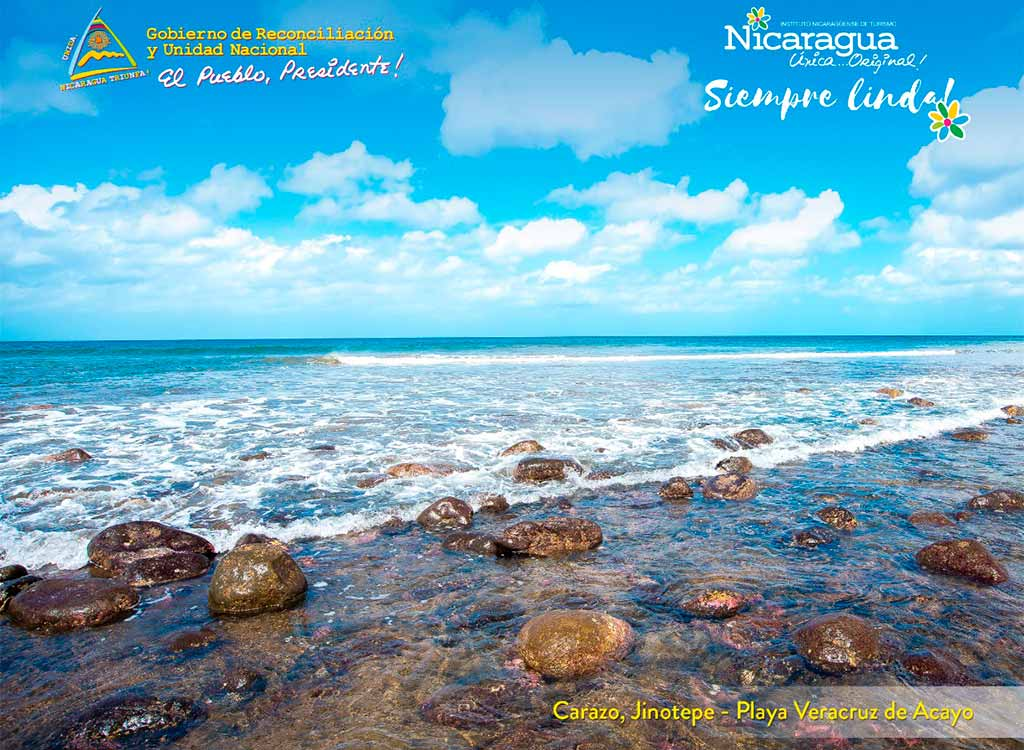 Carazo-Nicaragua-Playa
