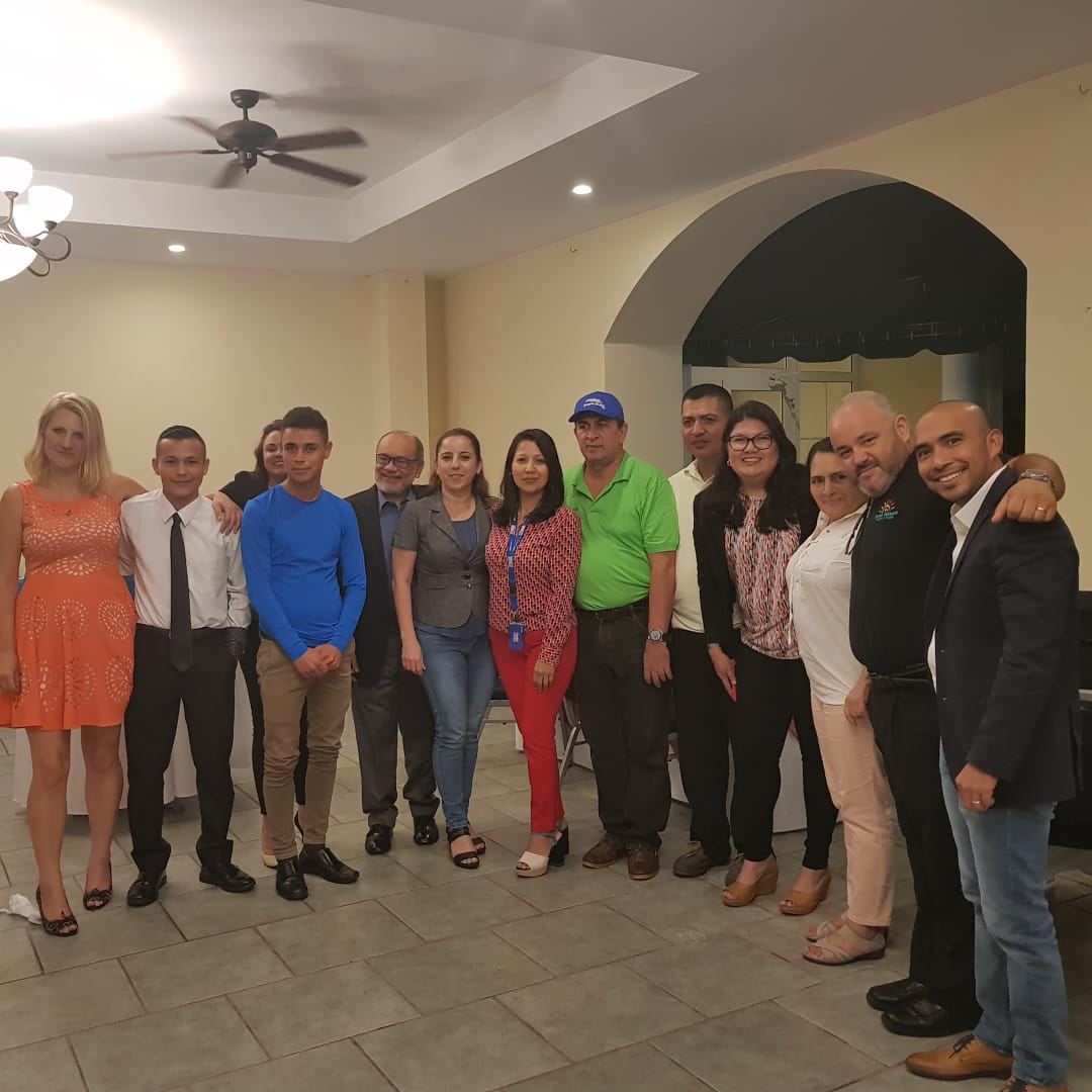 Salvadoreños convencidos para visitar Nicaragua