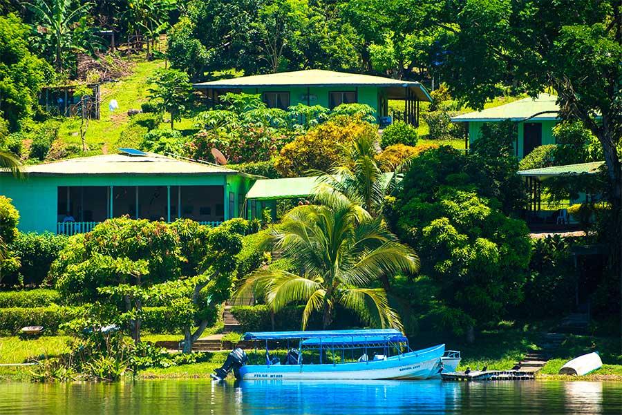 rchipielago de solentiname e isla macarron