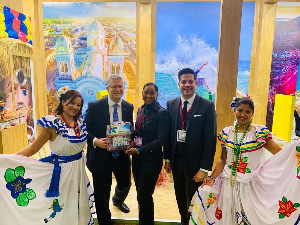 Nicaragua-promueve-su-turismo-en-World-Travel-Market