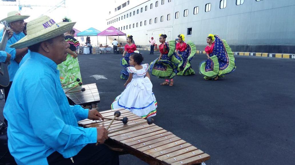 Crucero-volendam-corinto-Chinandega-Nicaragua