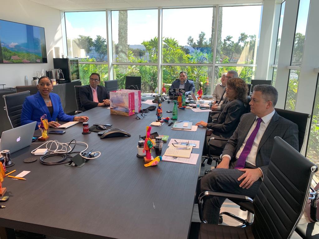 Nicaragua con FCCA planea fortalecer turismo de cruceros