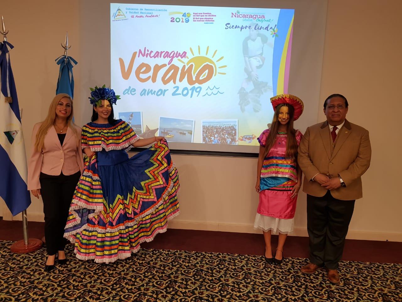 Nicaragua en Argentina