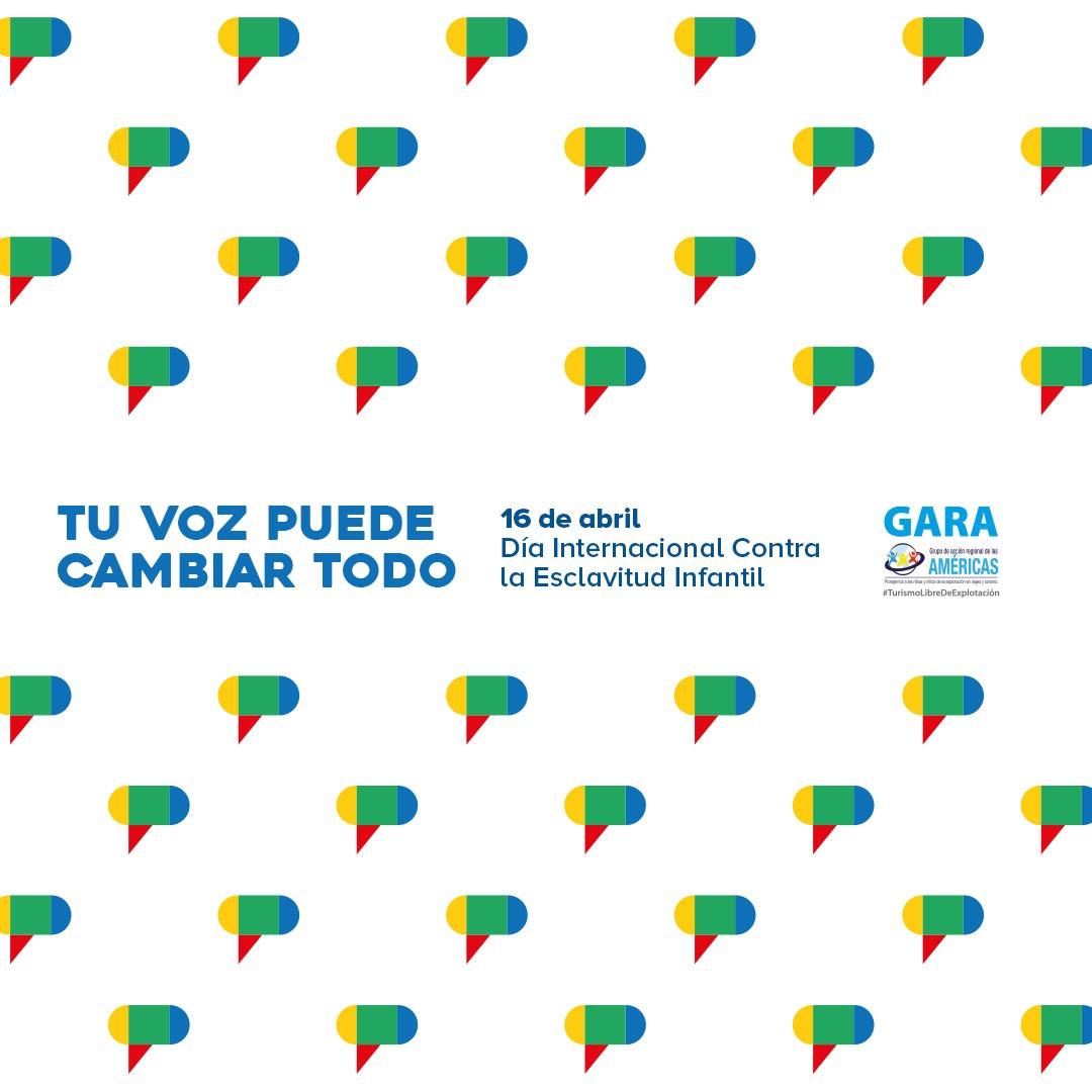 Dia contra Esclavitud infantil - Nicaragua