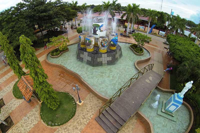 Parque-central-de-Nagarote,-León-1