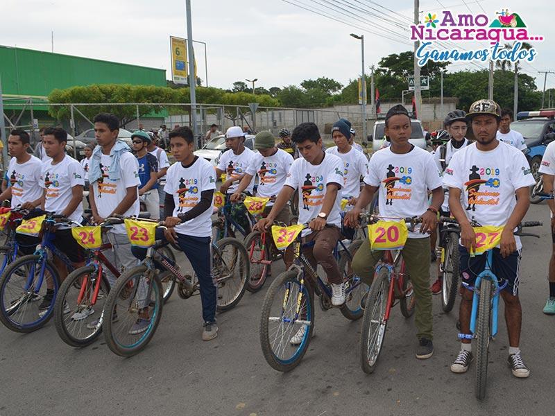 Rally Ciclistico-Managua-Nicaragua-