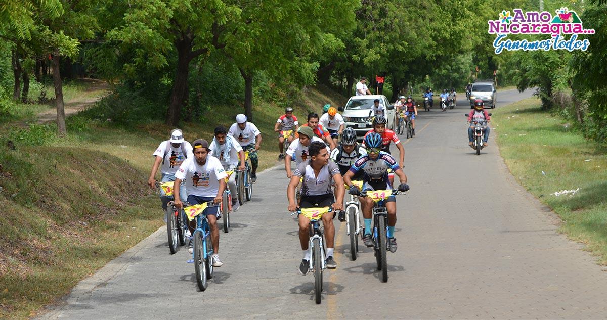 Rally Ciclistico-Managua-Nicaragua