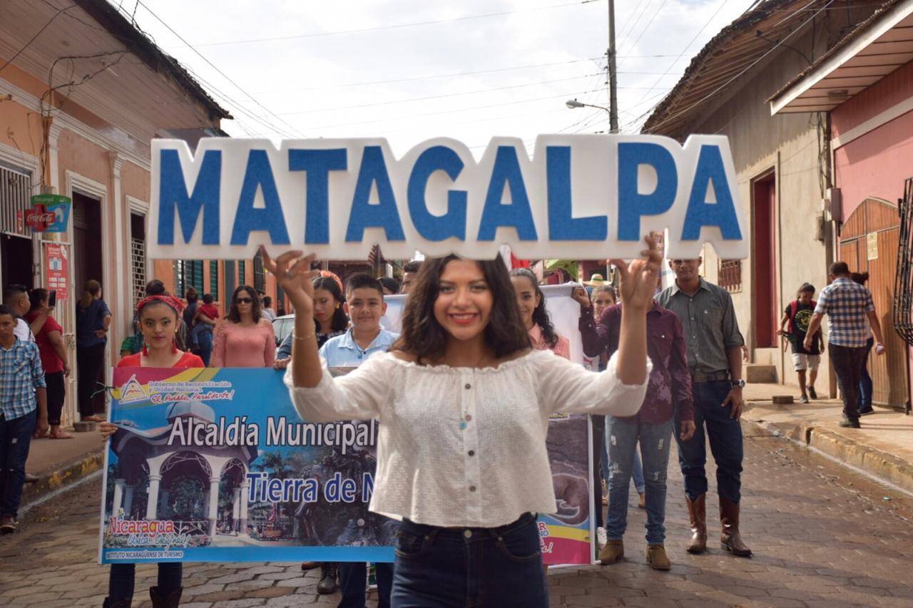 Esteli Matagalpa y visita chontales