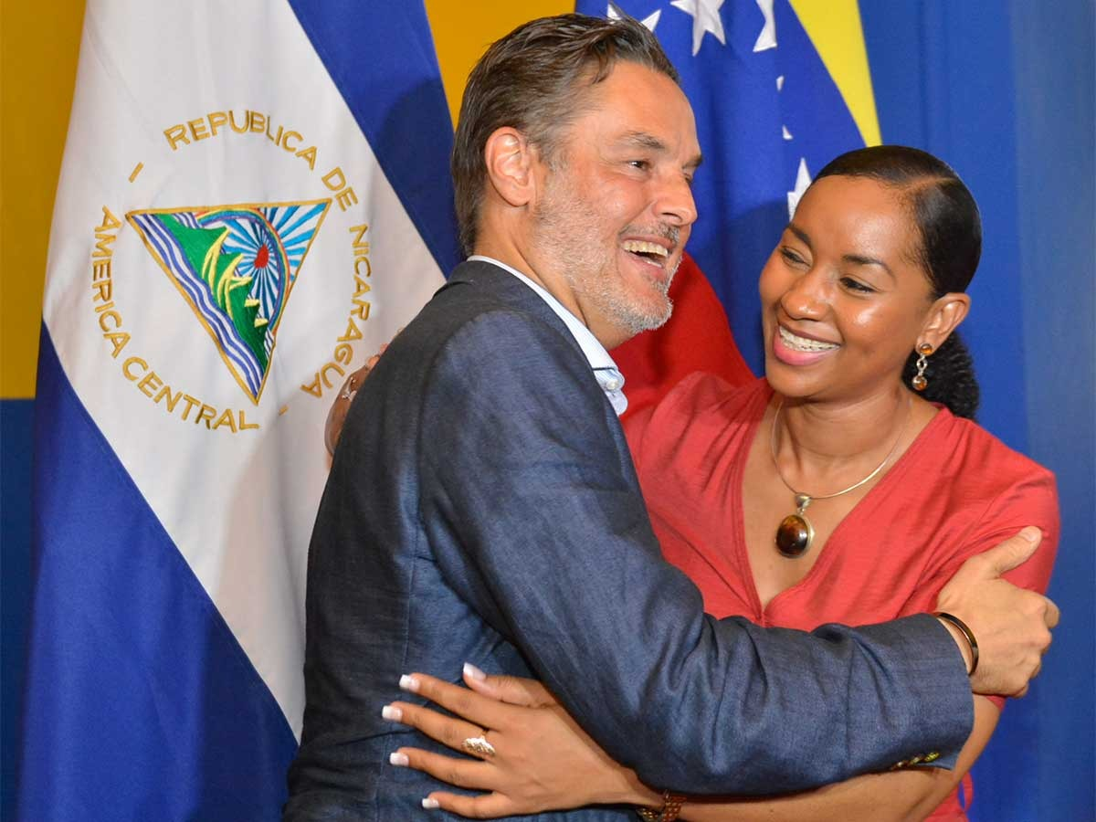 Ministro de Turismo de Venezuela visita Nicatur 2019