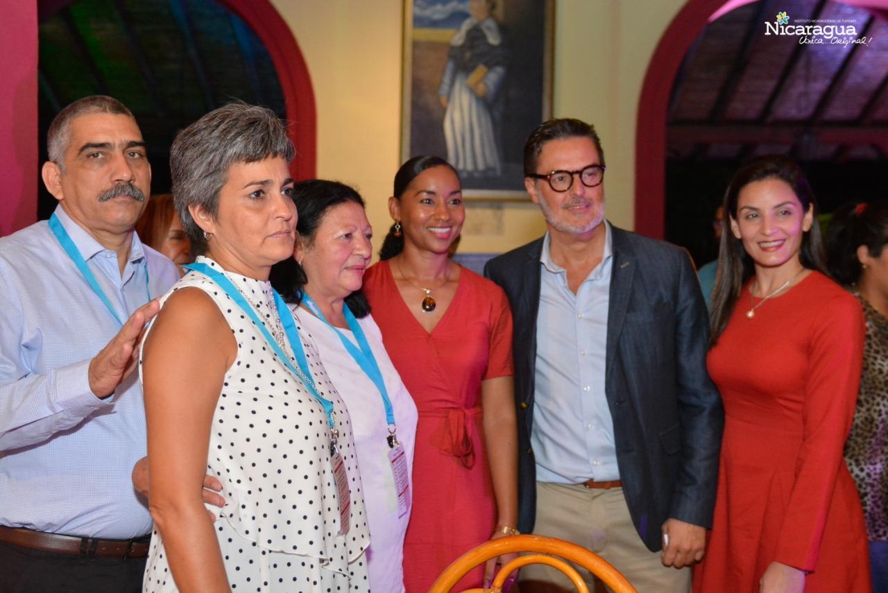 Ministro de turismo venezuela en Nicaragua