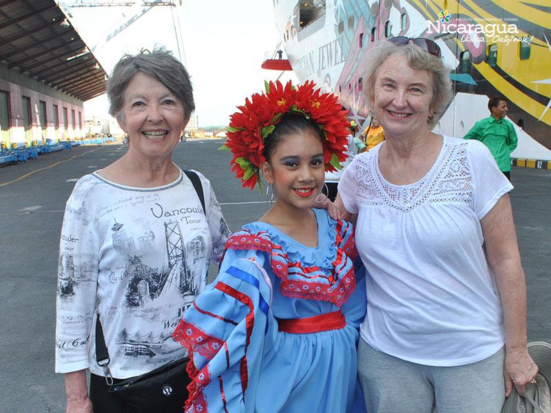 Cruceros Nicaragua