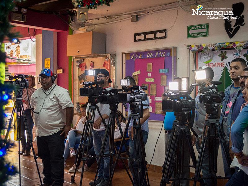 Prensa Nicaragua