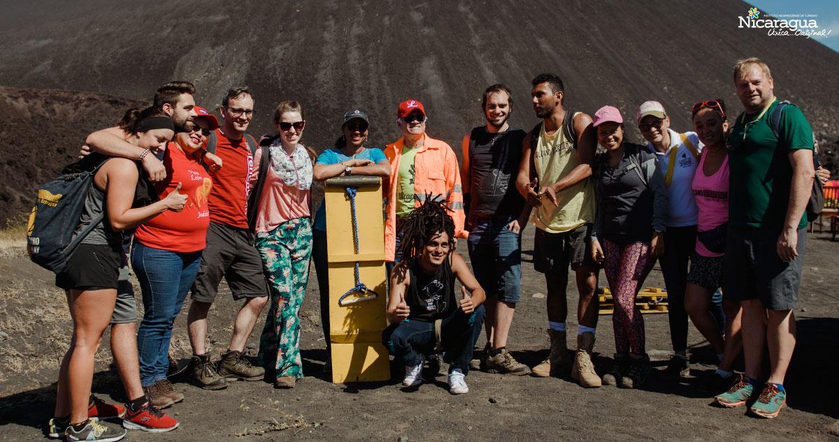Turismo nicaragüense finalizó 2019