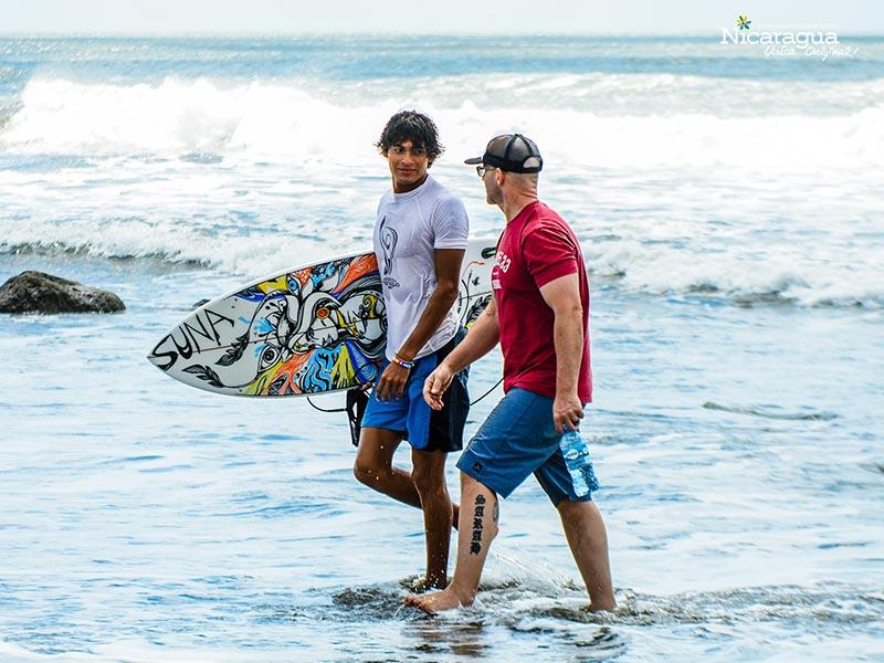 Torneo Nacional de Surf en La Boquita-1