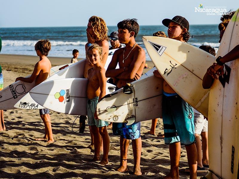 Torneo Nacional de Surf en La Boquita-10