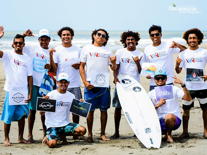Torneo Nacional de Surf en La Boquita-2