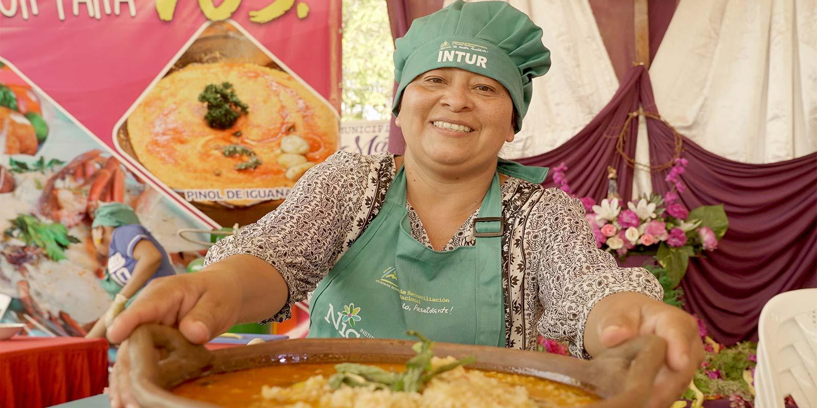 comidas-nicaragua